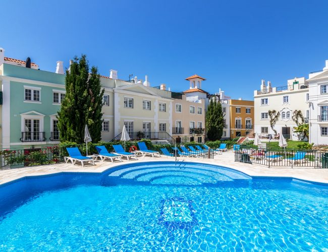 holiday letting vilamoura apartment6